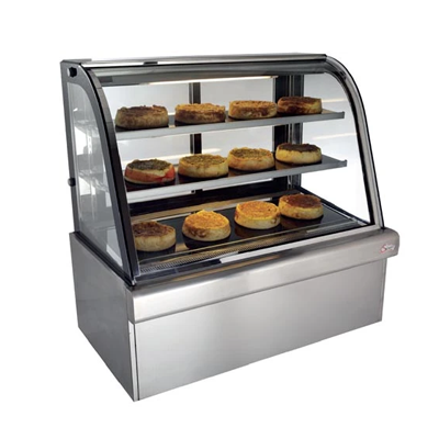 Warming Display 1500mm DHC2500 | DISPLAY UNIT HEATED SALVADORE - F/STAND ADONE - 1500mm | wedoall.co.za
