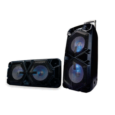 "AIWA 2X10"" TROLLEY SPEAKER APS-210 