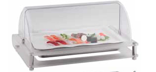 COLD DISPLAY HI LINES/STEEL POLYCARBONATE, COVER, TWO ICE PACKS INCLUDED 596 x 416 x 285mmCDU0002