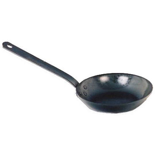PAN (BLACK) IRON OMELETTE - 240MM PBO1240 | wedoall-co-za.myshopify.com
