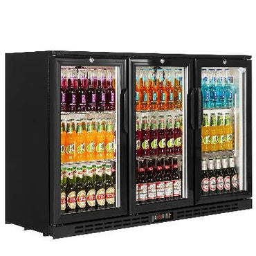 BACK BAR COOLER SALVADORE - TRIPLE HINGED DOOR BBC0003 | wedoall-co-za.myshopify.com