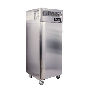 COMMERCIAL KITCHEN FREEZER - SINGLE DOOR - S/STEEL CKF0830 | wedoall-co-za.myshopify.com