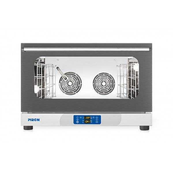 Convection Oven PIRON [CABOTO] - DIGITAL WITH HUMIDITY COP8014