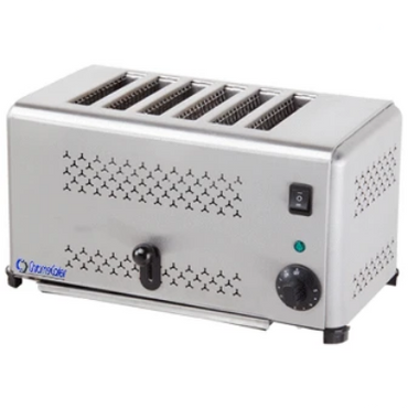 6 Slice Toaster ET-6 | 6 Slice Toaster | wedoall.co.za