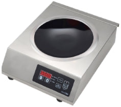 INDUCTION WOK COOKER 3.5KW IND2000 | wedoall-co-za.myshopify.com