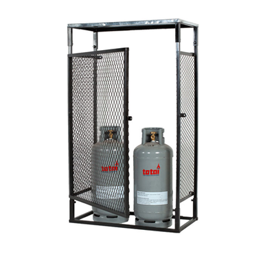 19KG Cage- Double 12/19DBL | gas cage | wedoall.co.za