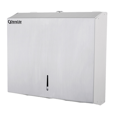 Paper Towel Dispenser With Lock TD-1027L | wedoall-co-za.myshopify.com