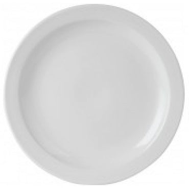 NARROW RIMMED PLATE - 25CM (24) - SP-DA901