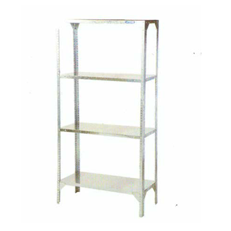 SHELF (only) SYSTEM STAINLESS STEEL 1600x350mm Ezy Store BOLT EZST1020O7