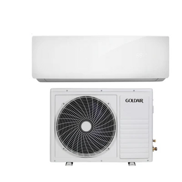 Goldair 1200 BTU Split Aircon RAS-120AHE/AHI(6) | fan | wedoall.co.za