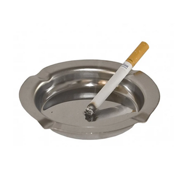 ASHTRAY S/STEEL WINDPROOF SAS0001 | S/STEEL ASHTRAY | wedoall.co.za