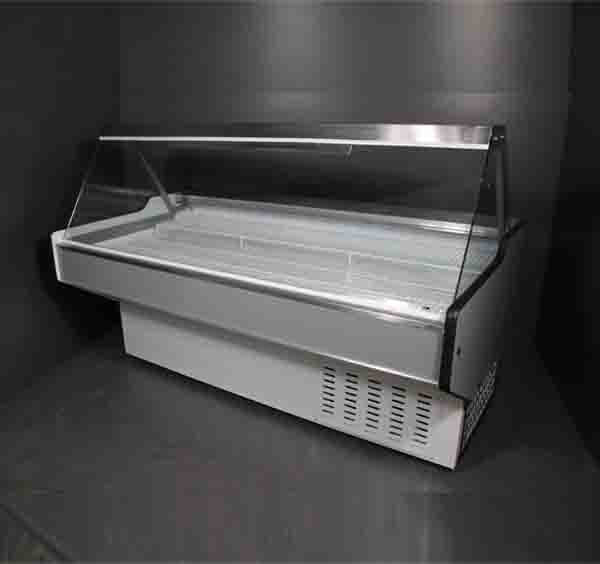 Bain Marie 4 Division Flat Glass Model Eco 4DFGBM