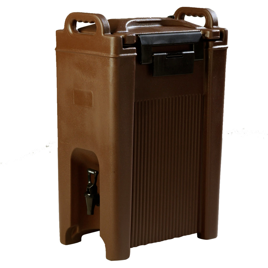 Beverage Server Insulated – 9.4lt / 2.5Gal – Brown Global BSI0009 | wedoall-co-za.myshopify.com