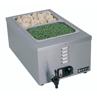 Bain Marie Table Top – 1 Division, 12kg Anvil BMA0001 | wedoall-co-za.myshopify.com