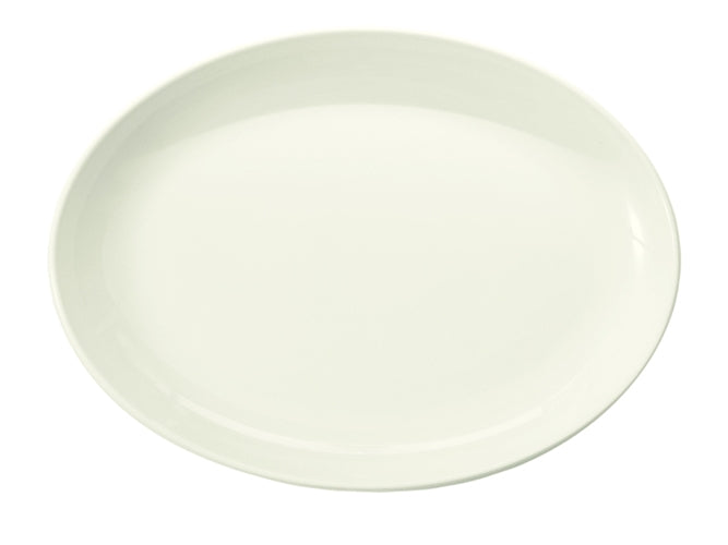 OVAL COUPE PLATE - 45.5CM (6) LACW1302046