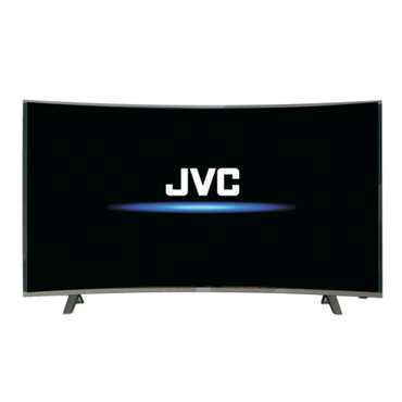 "JVC 32"" HIGH DEFINITION CURVED LED LT-32N376/A 