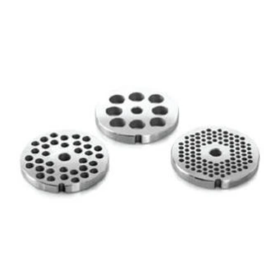 Mincer Plate Electric No. 22 x 10mm MPE5210 | Mincer Plate ELECTRIC S/STEEL - No. 22 x 10mm | wedoall.co.za