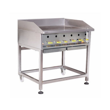 Griller Heavy Duty Solid Top– GAS (900)  FGG0900 | wedoall-co-za.myshopify.com