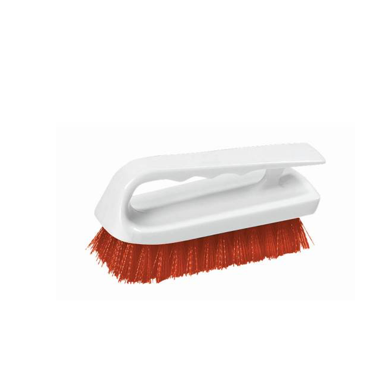 Lip Scrub Brush Polyester – 150Mm – (Red) LSB3150