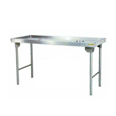Dirties Table 1100mm Mild Steel Legs SDTA1014O7 | Dirties Table | wedoall.co.za