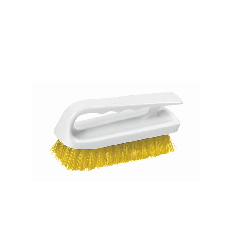 Lip Scrub Brush Polyester – 150Mm – (Yellow) LSB5150