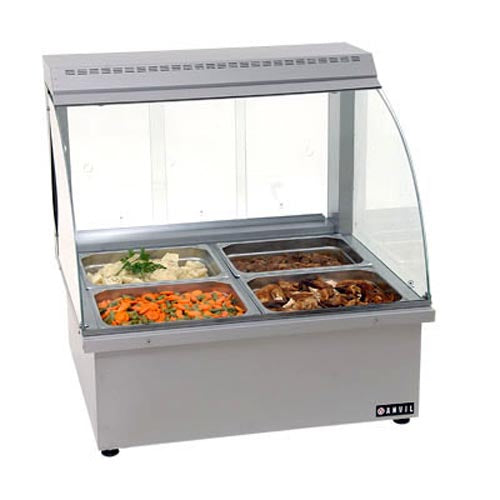 2 Division Hot Food Bar BMA4002 | 2 Division HOT FOOD BAR ANVIL - | wedoall.co.za