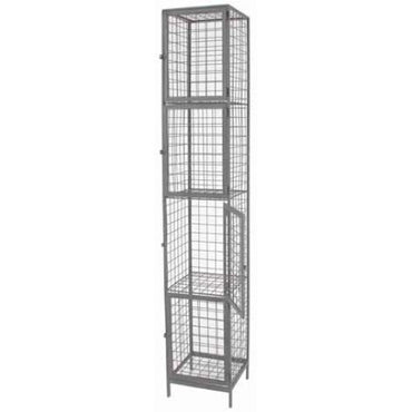 LOCKER GLOBAL WIRE - 4 DOOR LGW0004 | locker | wedoall.co.za