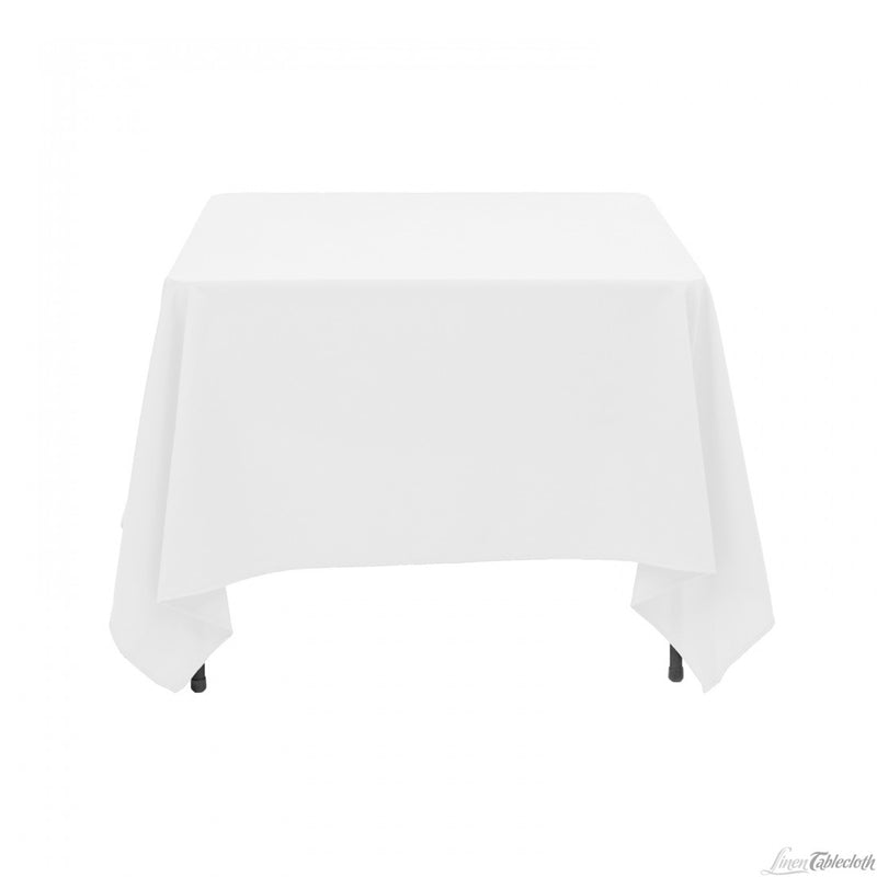 Chefequip Table Cloth 900 X 900Mm (White) Square UNT0900 | CHEFEQUIP TABLE CLOTH | wedoall.co.za