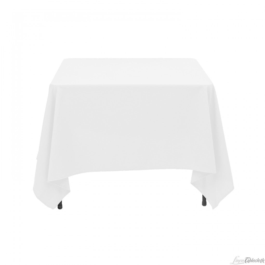 CHEFEQUIP TABLE CLOTH 1500 x 1500mm (WHITE) SQUARE  R137.50