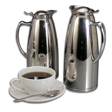 Insulated server stainless steel 600ml Global INS0006 | wedoall-co-za.myshopify.com