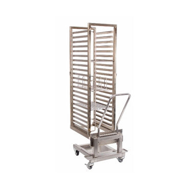 Trolley Convection Oven 40 Pan Roll In Only | wedoall-co-za.myshopify.com