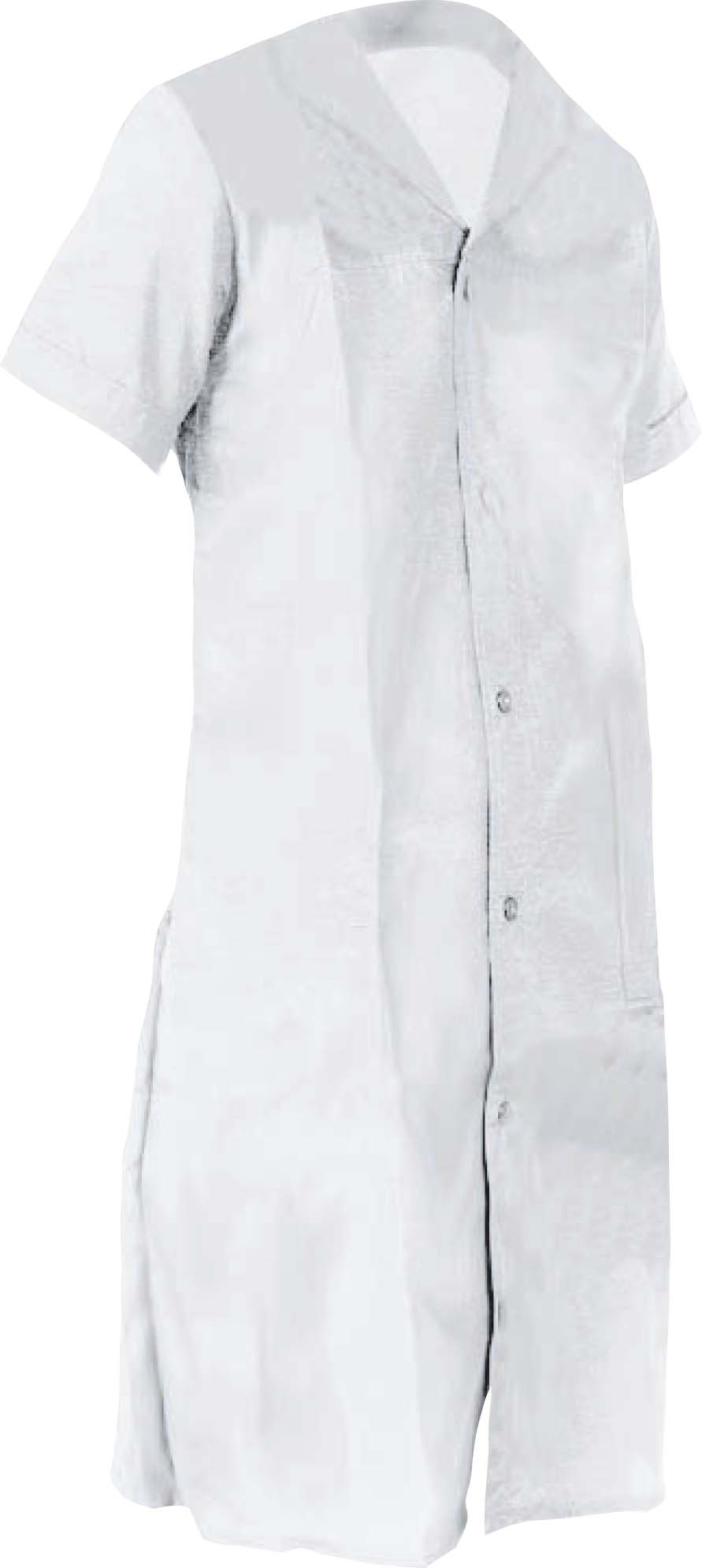 Ladies Housekeeping 1Pc - White Xxx - Large UNI5046