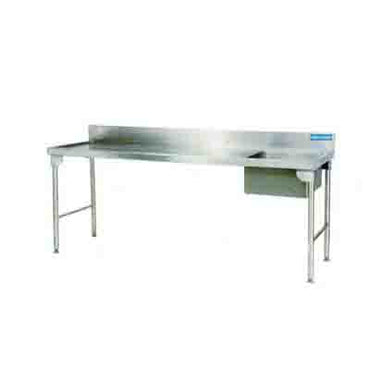 Sink Single Bowl 2300mm 1.2 mm 304 C/SS Center Stainless Steel Legs Ezy Wash EZWH1007O7 | Sink Single Bowl | wedoall.co.za
