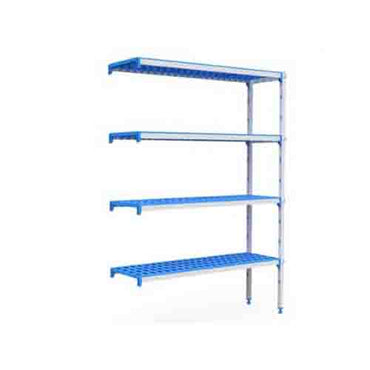 PLASTIC SHELVING CORNER UNIT -  SUP5590