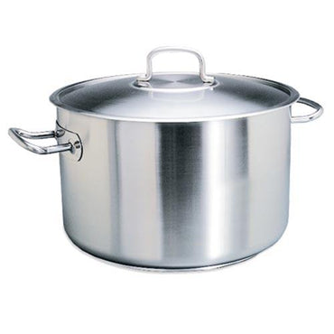 POT S/STEEL CASSEROLE -  20LT PSC0020 | CASSEROLE S/STEEL POT | wedoall.co.za
