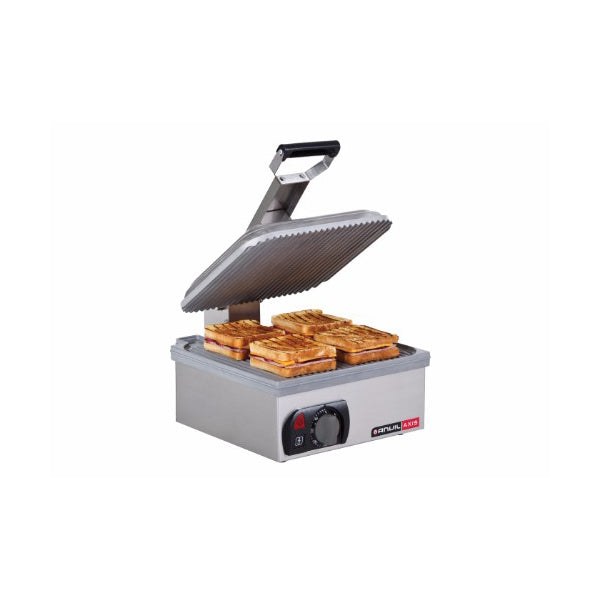 TOASTER HEAVY DUTY - FLAT PLATE ANVIL [IMPROVED] TSH1001