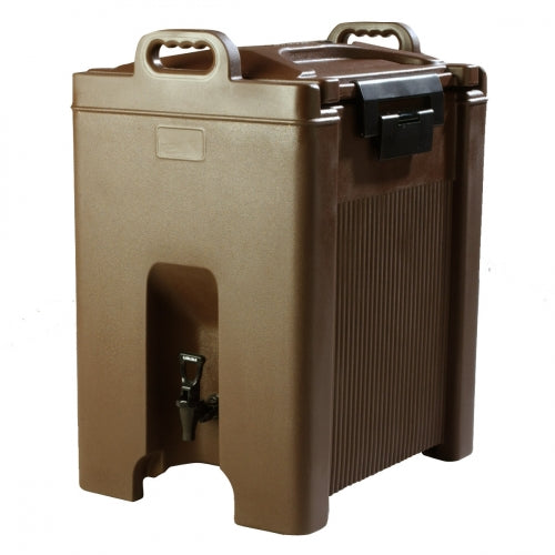 BEVERAGE SERVER INSULATED - 38Lt (BROWN) 13.8kg - 416 x 524 x 678mm BSI0038 | beverage server | wedoall.co.za