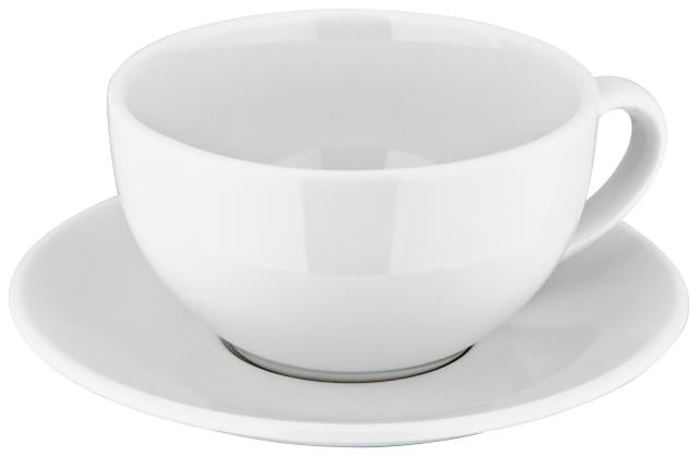 CONCORD COUPE SAUCER - 12CM (24) LACC3006112 (24) | saucer concord | wedoall.co.za