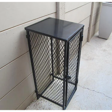 GAS CAGE SINGLE 48KG  12/48S | gas cage | wedoall.co.za