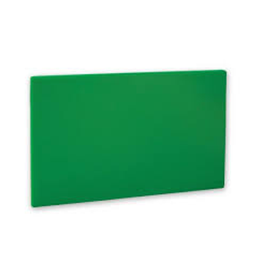 Cutting Board PE - 255 X 405 X 10MM - (Green) CBP3255