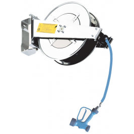 HOSE REEL S/STEEL 10m - HRS0010