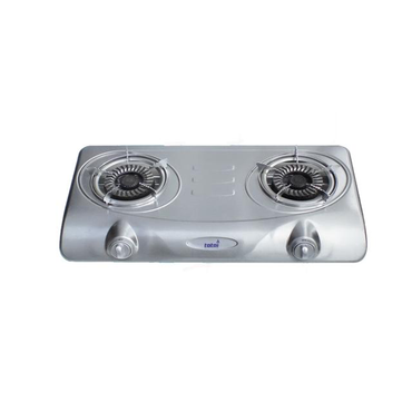DOUBLE BURNER GAS STOVE S/S 26/012A