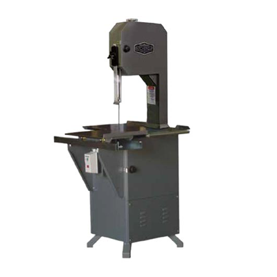 Used, BANDSAW B/QUIP - FLOOR STAND MILD STEEL SINGLE PHASE BSB5001 for sale  National