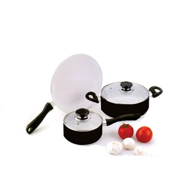 Sunbeam 5 Piece Induction Pot Set SIPS-500C | Barbecue Grill | wedoall.co.za