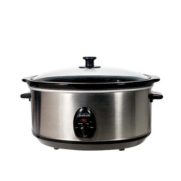 Sunbeam 6.5 L Slow Cooker SSC-650A | Sunbeam 6.5 L Slow Cooker | wedoall.co.za