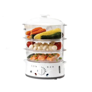 Sunbeam 3 Tier Food Steamer SFS-300 | Sunbeam 3 Tier Food Steamer | wedoall.co.za