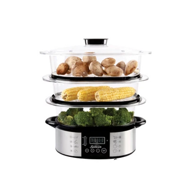 Sunbeam Electronic Food Steamer SEFS-300 | Sunbeam Electronic Food Steamer | wedoall.co.za