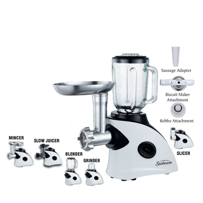 Sunbeam Multifunction Kitchen Machine SMKM-600