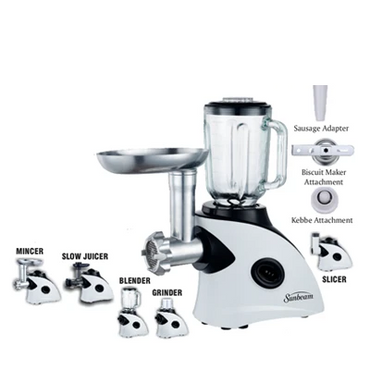 Sunbeam Multifunction Kitchen Machine SMKM-600 | Mixer | wedoall.co.za