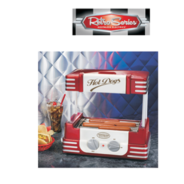 Retro Hot Dog Roller RHD-800 | Retro Hot Dog Roller | wedoall.co.za